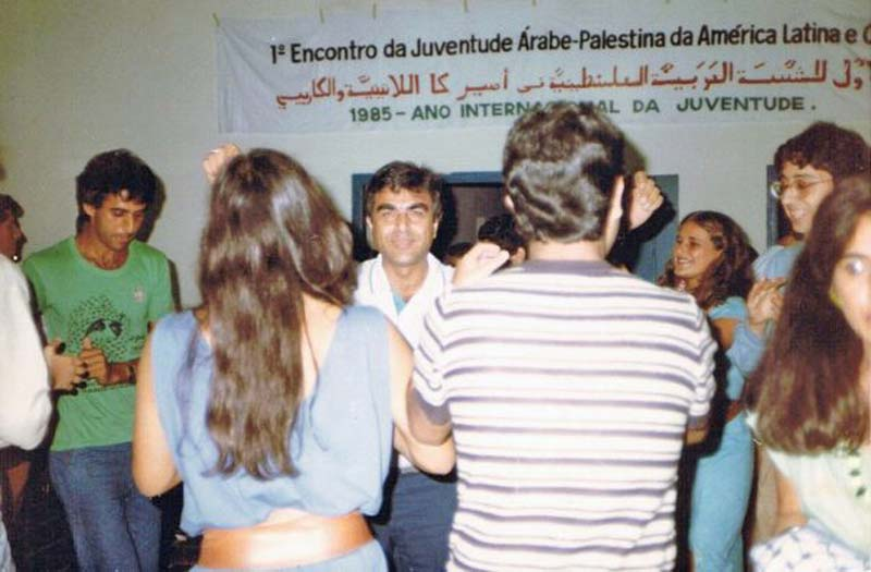 The creation of FEPAL and the existence of Sanaúd Cultural Association  during the 1980s not only engaged in representing the Palestinian diaspora  in Brazil, ...