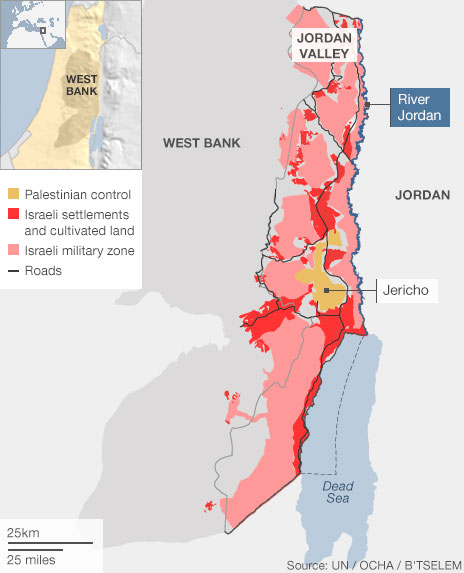 BADIL Resource Center For Palestinian Residency And Refugee Rights - Geneva convention map