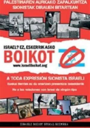 Euskal Herria: Boycotting Israel in Basque Country