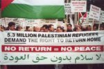 Statements: Right of Return:Rallies, 15 - 17 September