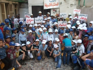 Palestinian Refugees from Syria in Egypt: an overview