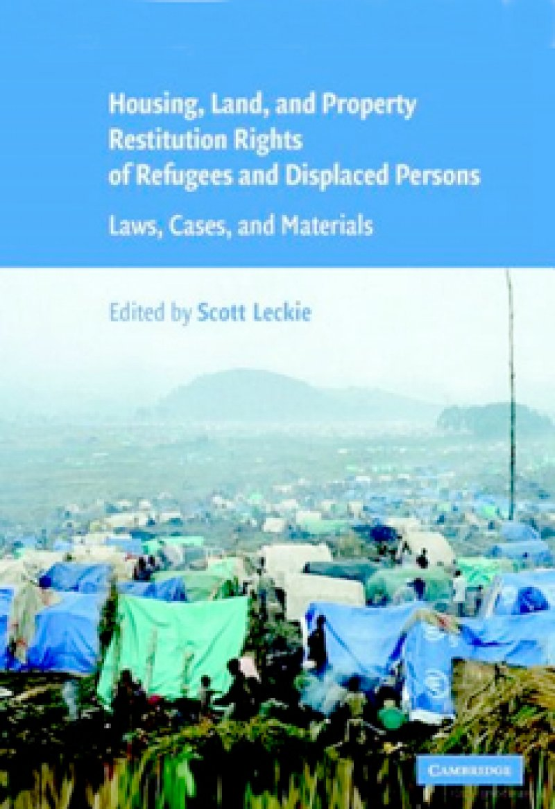 A Comprehensive Reference Work on Restitution Law