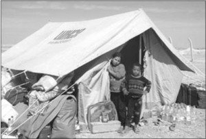 In Search of Protection: Palestinian Refugees Fleeing Iraq