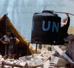 International Mobilization and Lobbying the UN