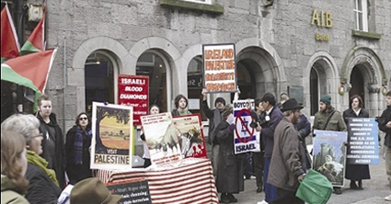The Boycott Campaign in Ireland