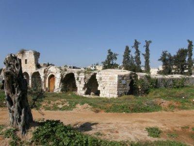خان الحلو ,مدينة اللد ,9 كانون الثاني 2009 ( بديل )