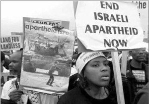 1948in Palestine and South Africa