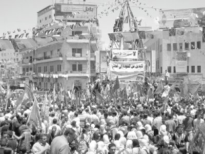 The 57th Anniversary of the Nakba The Right of Return is the Most Important National Right